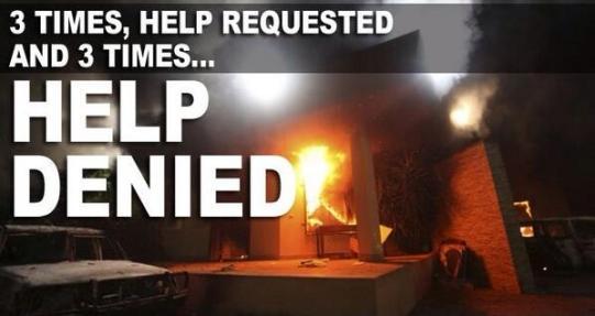 3 Times Denied Benghazi