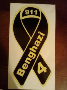 Benghazi Ribbon