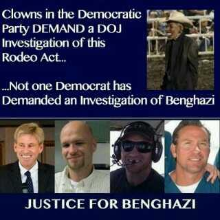 Demand Investigation Benghazi
