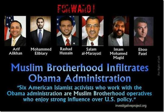 Muslim Brotherhood In Administration