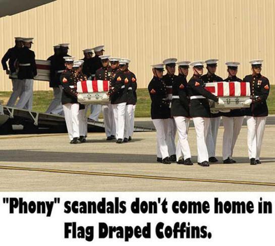 Phony Scandals Benghazi
