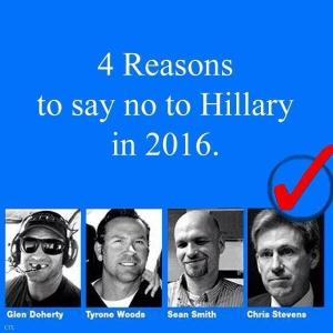 Say No To Hillary Benghazi