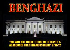 We Will Not Forget Benghazi