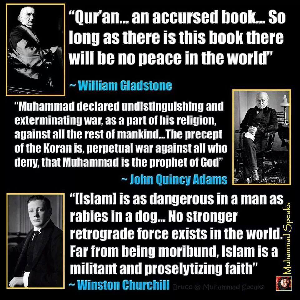 Radical Patriot Quoted By President >> Muslim Extremist Attacks Christian Street Preacher Guess What