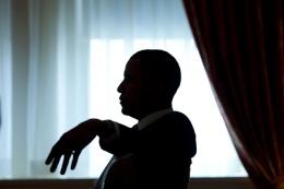 Obama-Silhouette