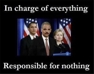 obamainchargeofeverythingresponsiblefornothig