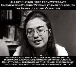 Hillary Fired 1974 2