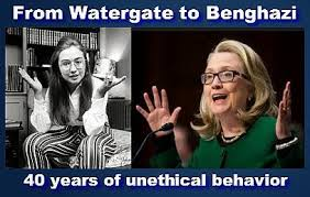 Hillary Watergate To Bengahzi
